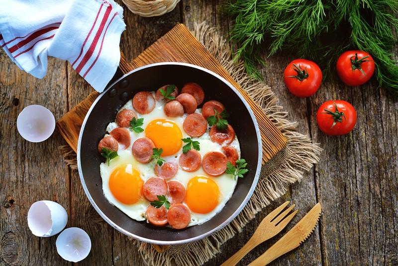 Dokonale připravená vajíčka - 6 receptů, které udělají z vaší snídaně tu nejlepší část dne!