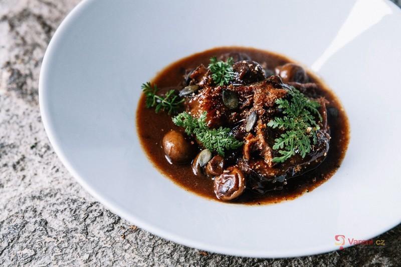 Gastromapa Lukáše Hejlíka: Restaurace Sůl & Řepa - ochutnejte špičkovou gastronomii ve Strakonicích