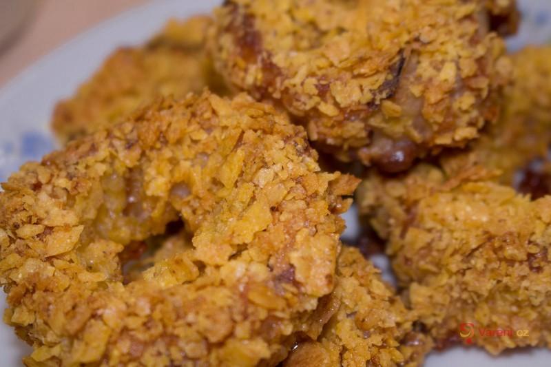 Videorecept na ty nejlepší smažené cibulové kroužky, jaké jste kdy jedli!