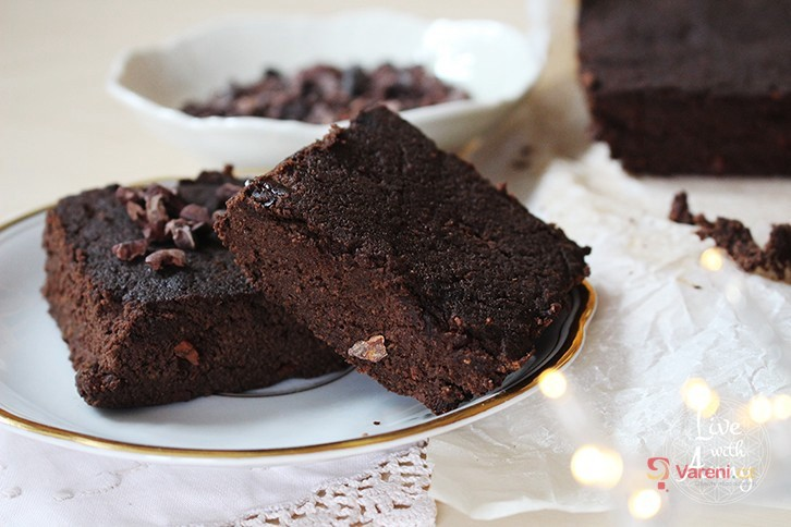 Videorecept: Úžasné čokoládové brownies podle Anny