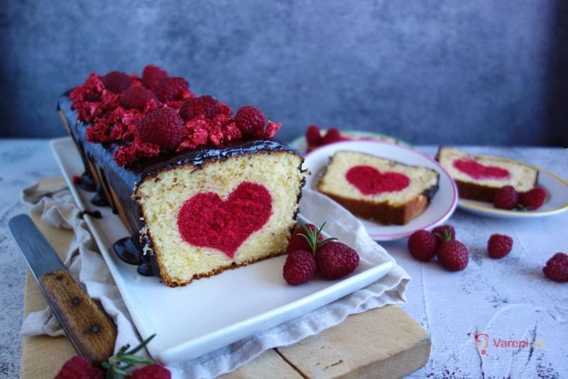 Valentýnský chlebíček krok za krokem