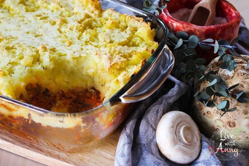 Videorecept: Zeleninové ragú s bramborovým pyré podle Anny
