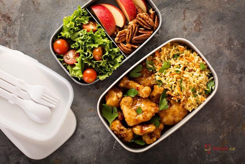 Rychlé obědy do krabičky - stačí 45 minut a máte skvělé jídlo do práce