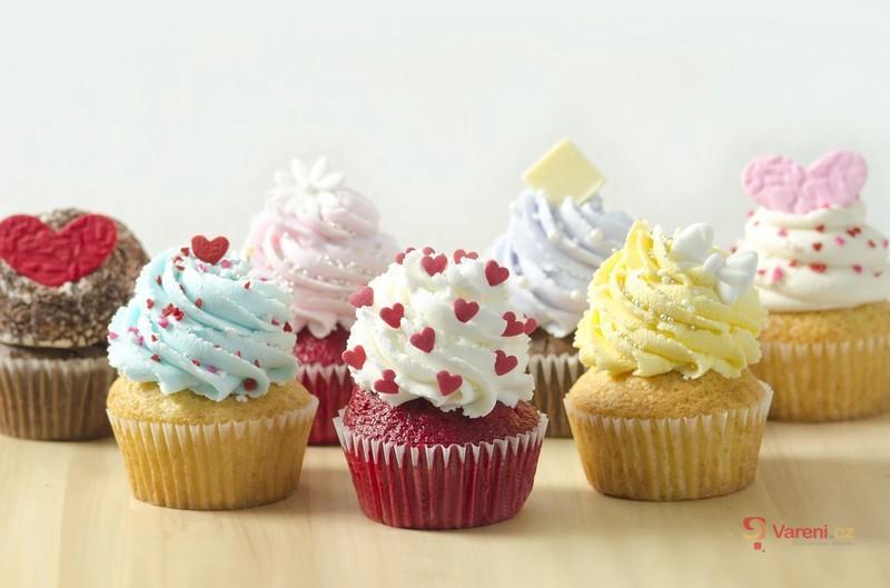 Originální recepty na cupcakes - vypadají i chutnají božsky!