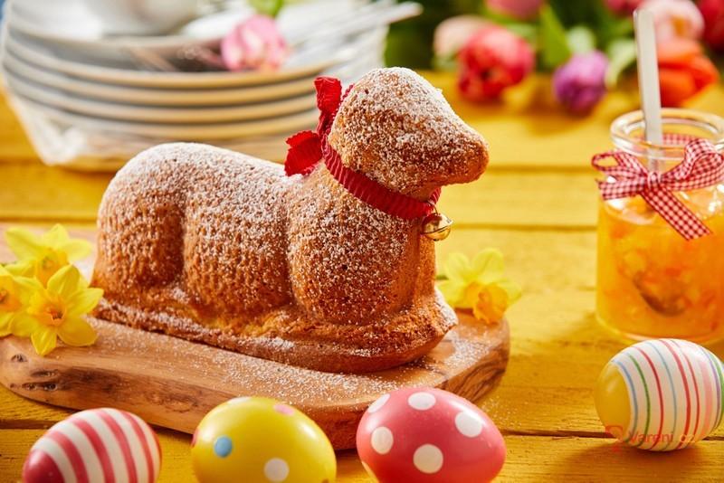 Velikonoční beránek 6x jinak - recepty, které se zaručeně podaří