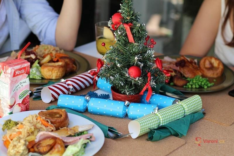 Jak skladovat potraviny během vánočních svátků?