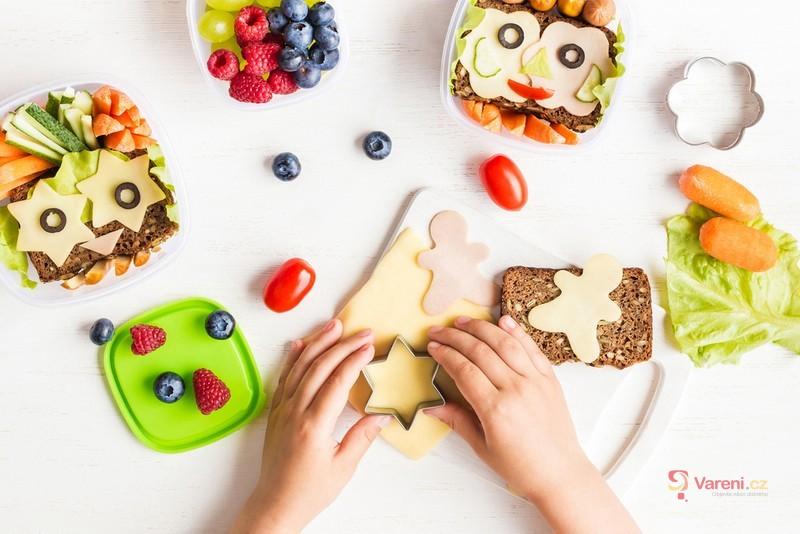 Do školy i na výlety: Jak začít připravovat chutné svačinky, které děti ocení?