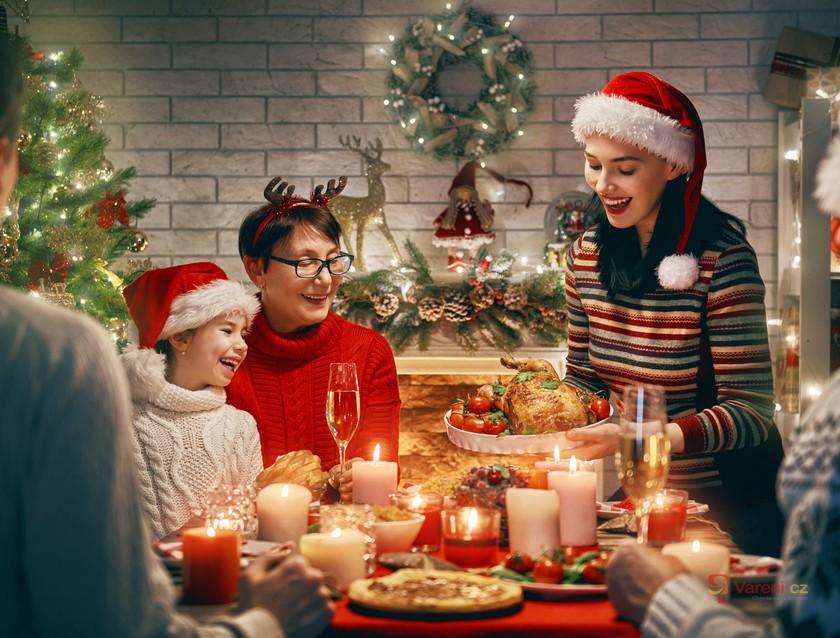 Kvíz: Vánoční hostina ve světě - vyznáte se v tradičních pokrmech?