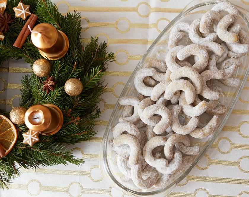 10 nejlepších receptů na vánoční rohlíčky: Vanilkové, mandlové i s čokoládovou polevou