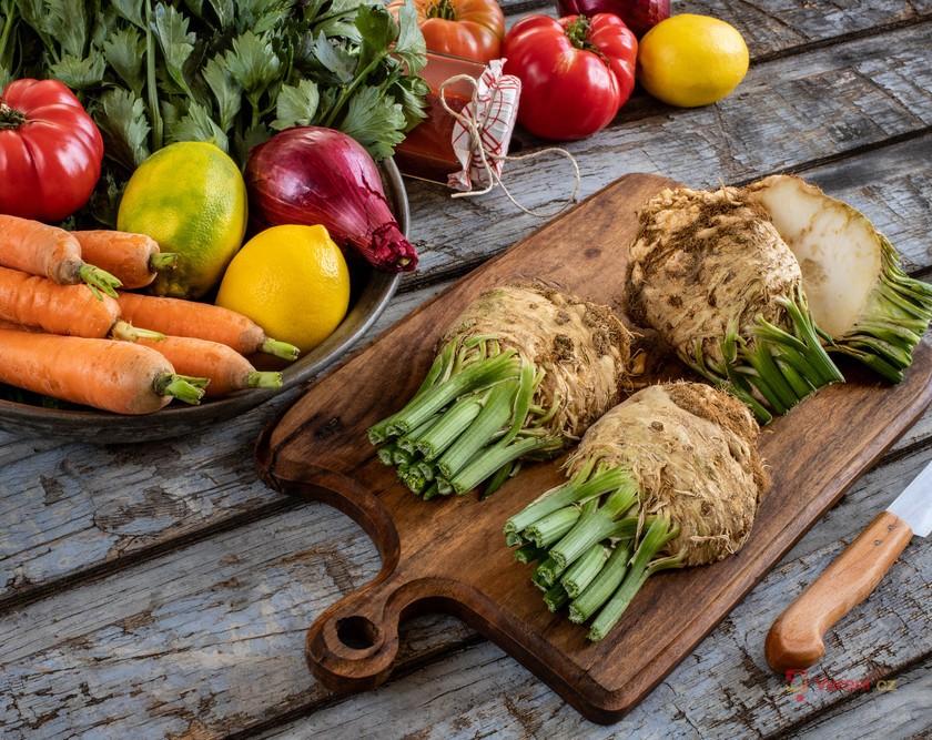 Celer v receptech: Jak si na něm pochutnat?