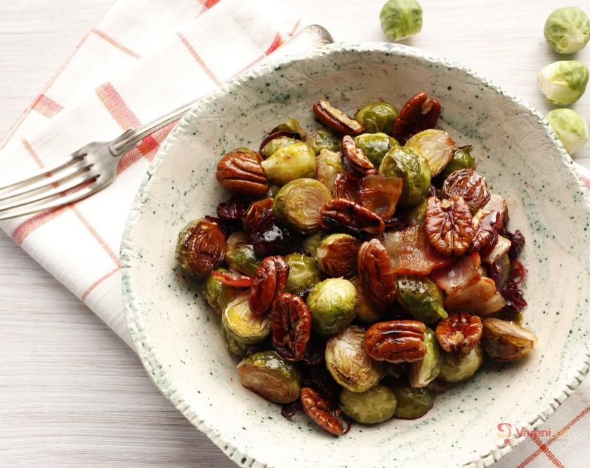 Naučte se vařit s málem: Růžičková kapusta je vděčnou surovinou