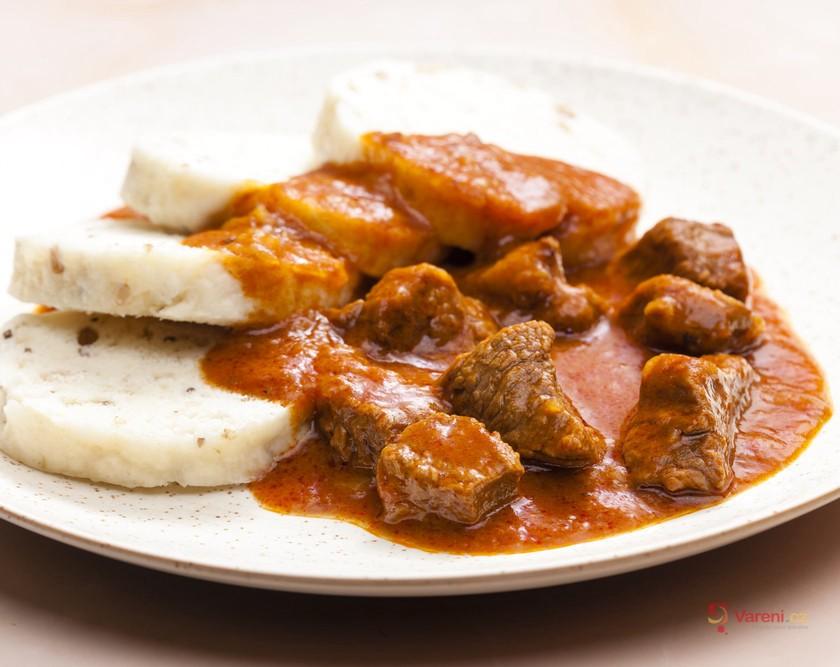 Typická česká jídla: Nejoblíbenější a do detailů doladěné recepty