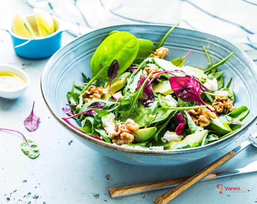 Jarní vaření s bylinkami