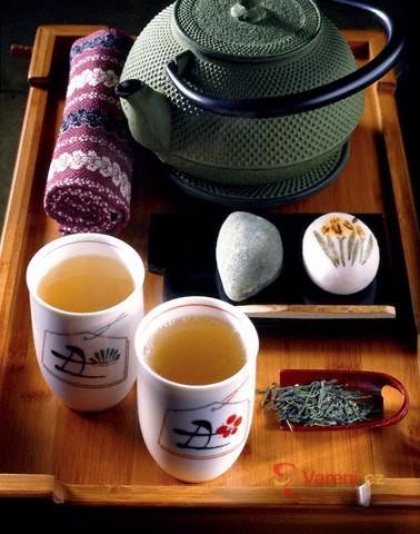 Čaj - nápoj s tradicí