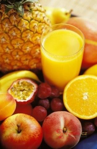 Nákup a skladování ovoce