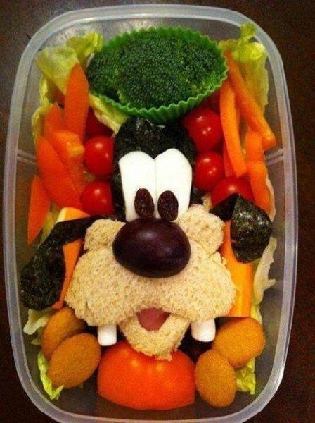 Zelenina a luštěniny od tetičky