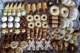 Cukroví na vánoce