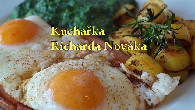 Kuchařka Richarda Nováka