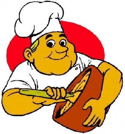 Moje kuchařka