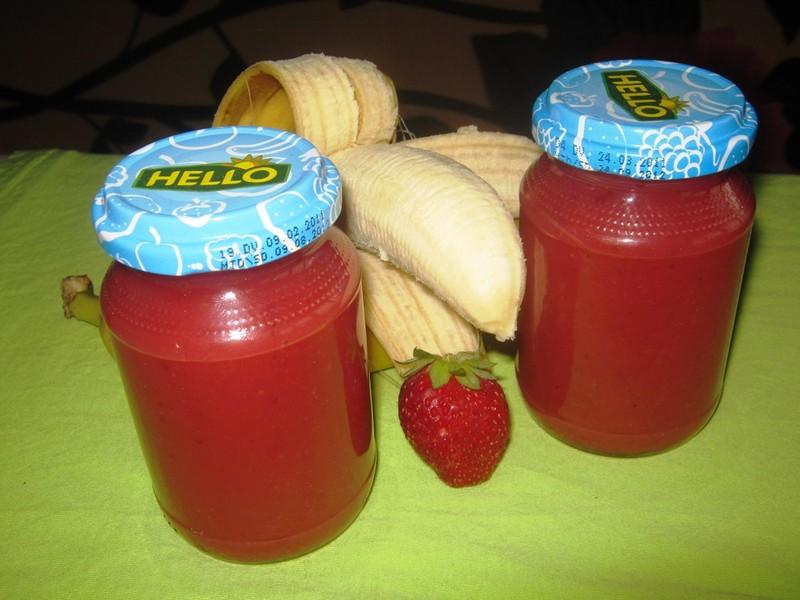 Marmelády a kompoty