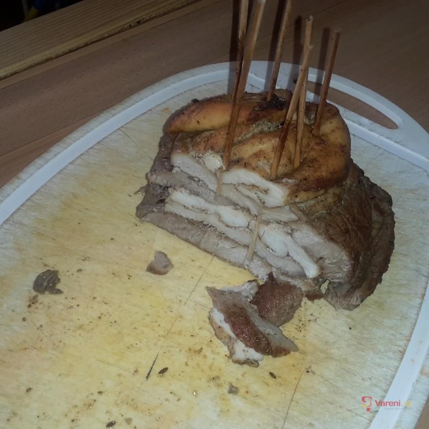 Vepřový kebab