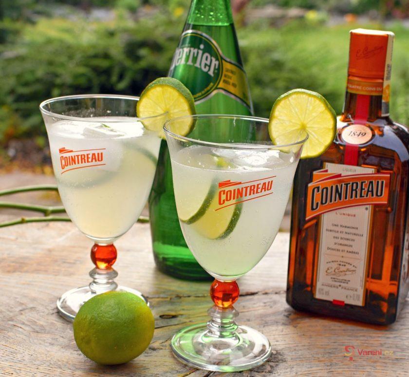 Cointreau Fizz - osvěžující letní drink
