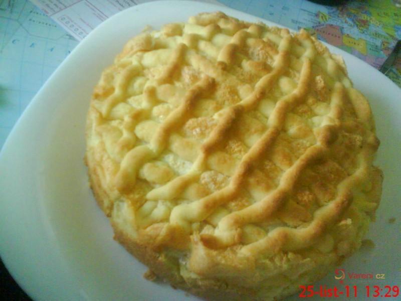 Hraběnčin jablkový koláč