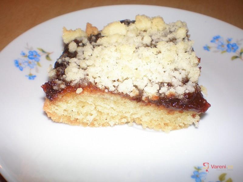 Slezský hruškový koláč