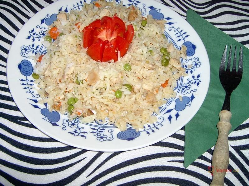Chalupářské rizoto