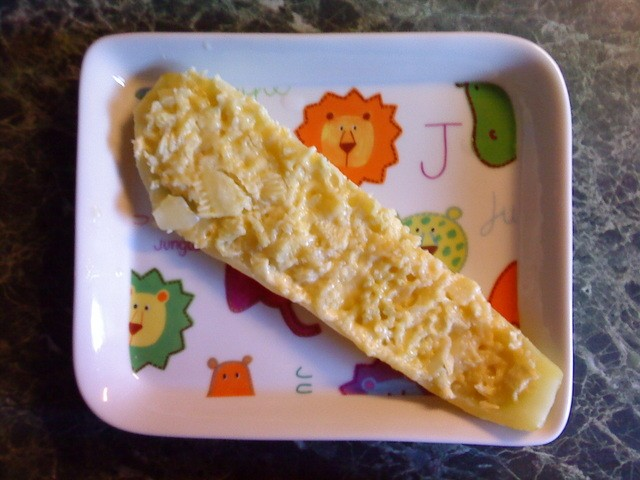 Cuketa zapečená se sýrem