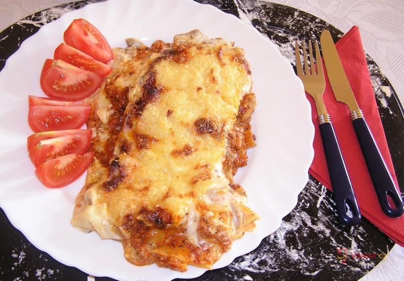 Lasagne od Ječáka