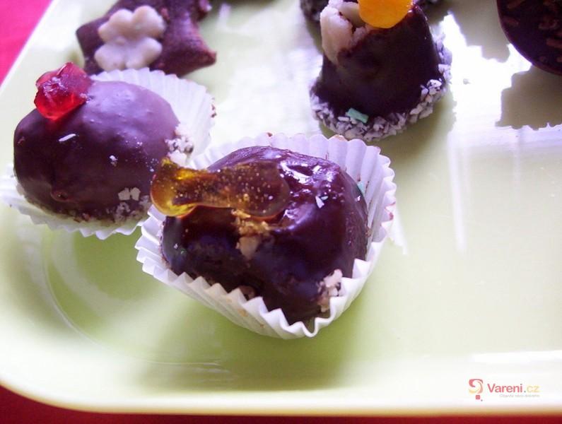 Tatrankové koule v čokoládě