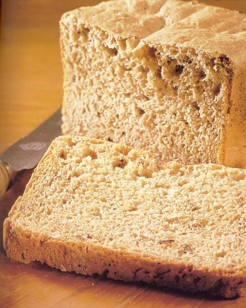 Grahamový chléb z pekárny