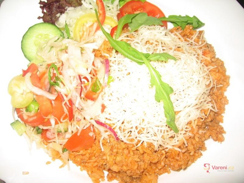 Rýžový džuveč