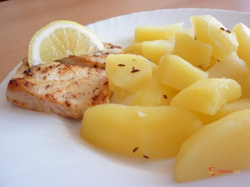 Filé na másle