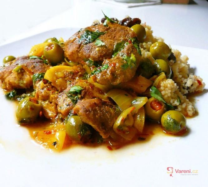 Kuře od marockých Židů