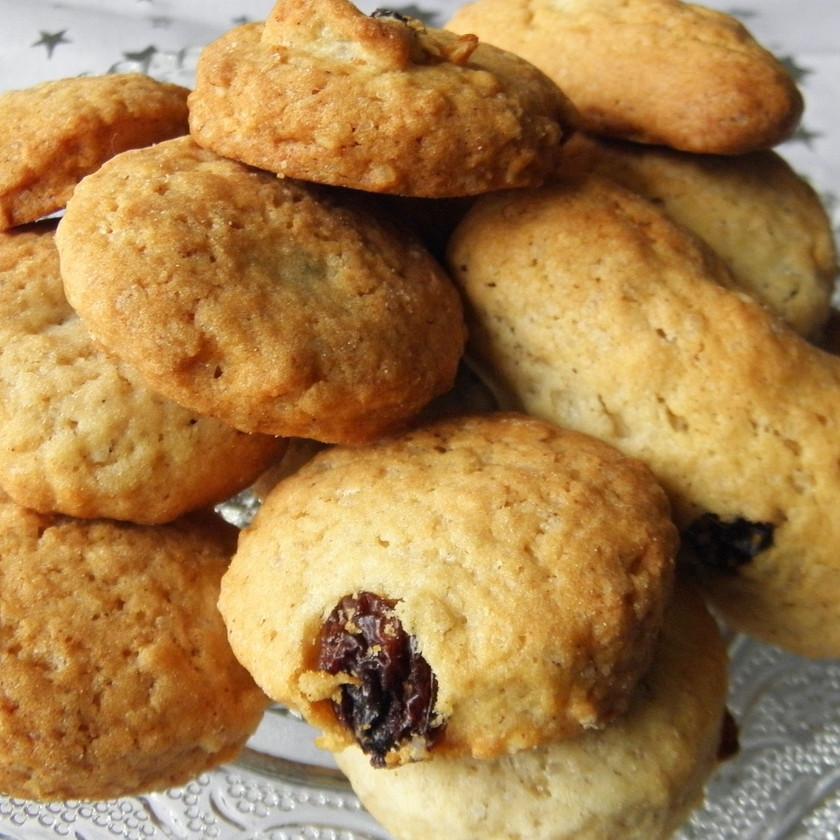 Jemné ovesné sušenky