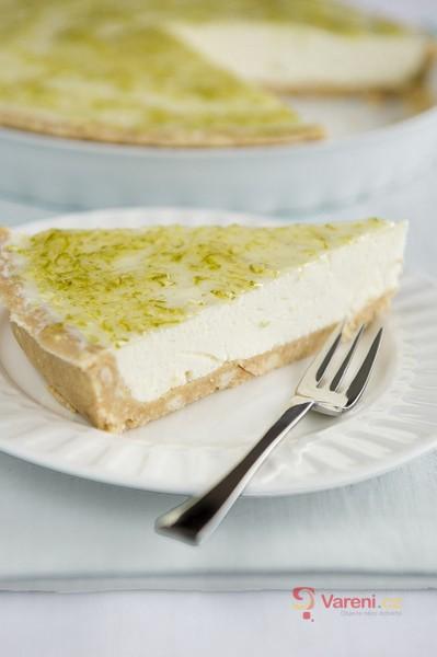 Limetkový pie
