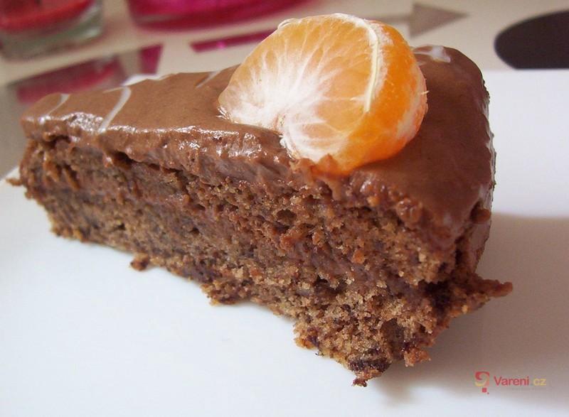Babiččin čokoládový dort