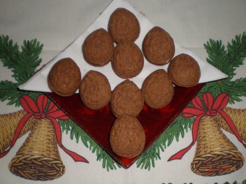 Vánoční ořechy Yvetka