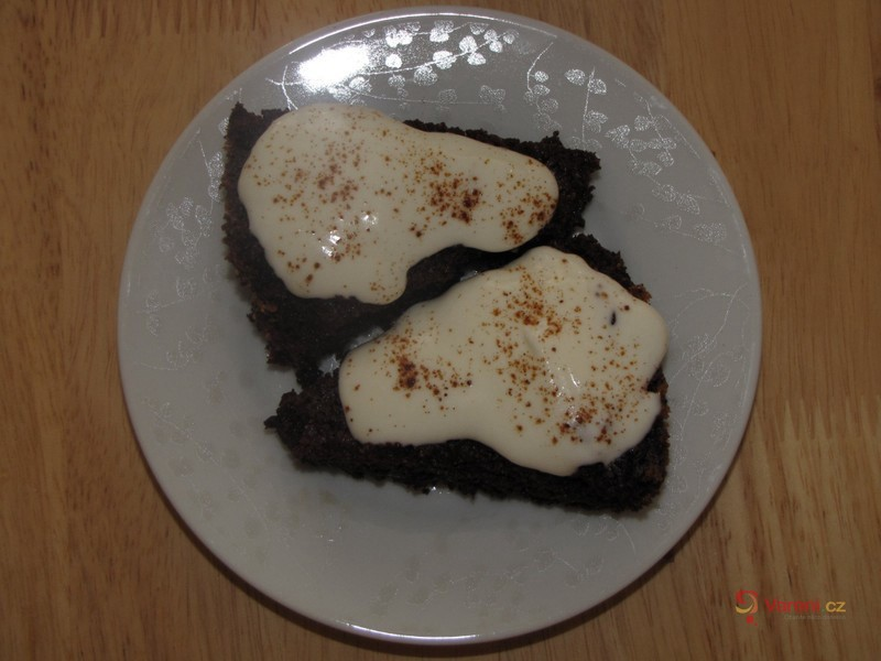Jemný čokoládový dezert