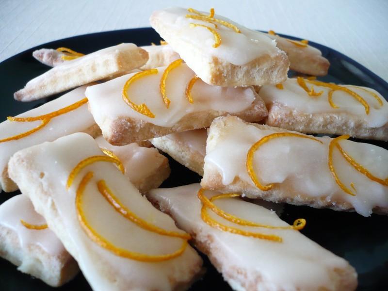 Citronovo-pomerančové sušenky