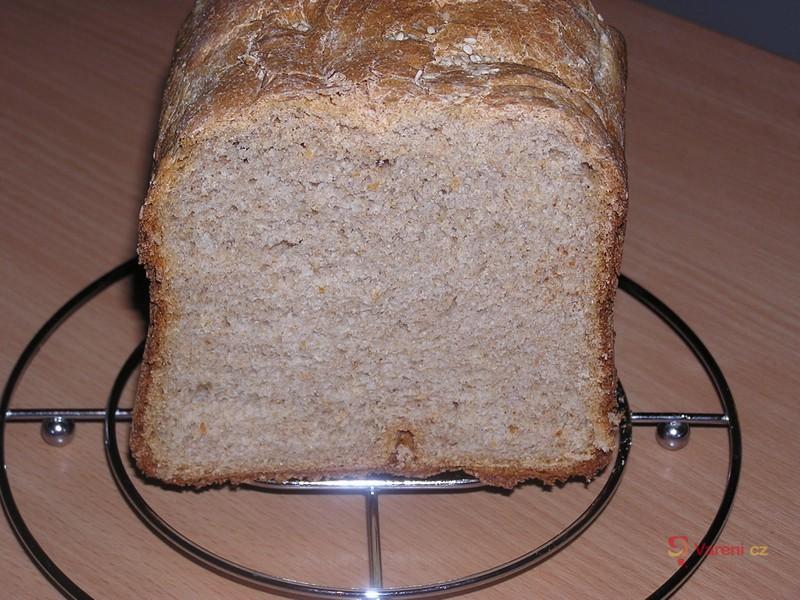 Chléb ze šlehaného podmáslí
