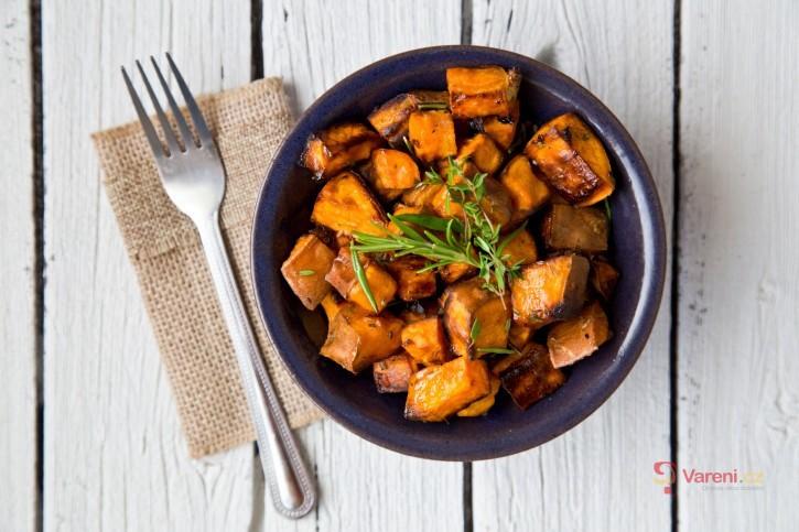 Chutné řecké brambory