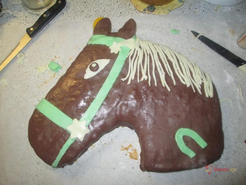 Marcipánový kůň