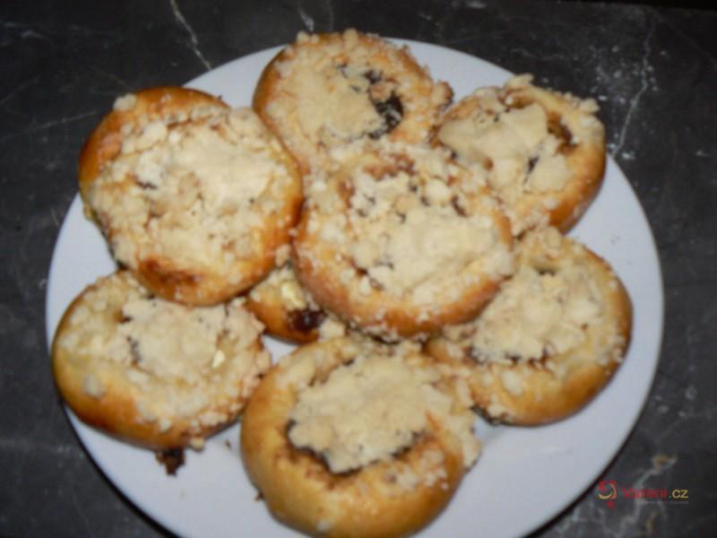 Moravské kynuté koláče