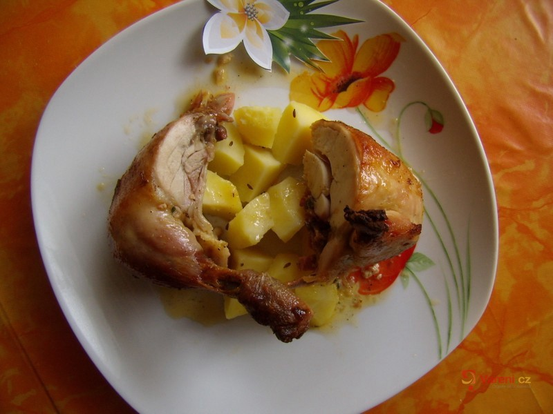 Pikantní kuře