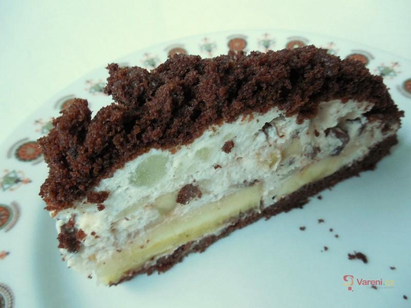 Krtkův dort podle maminky