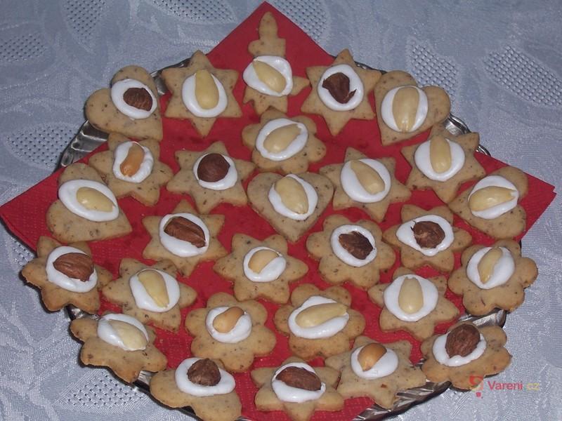 Ořechové s pusinkou