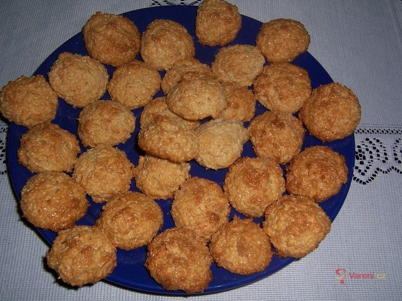Karamelové kokosky